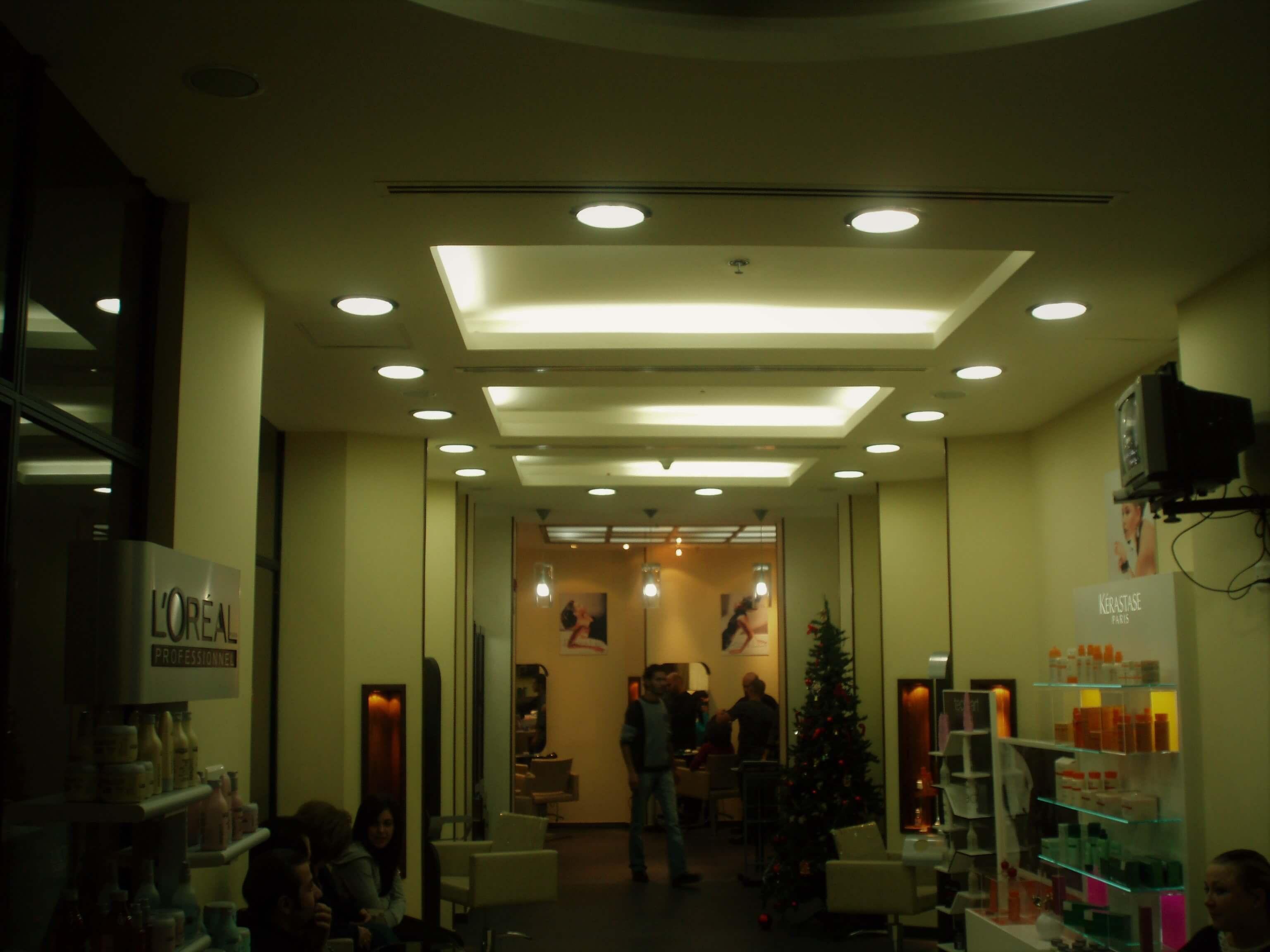 Pace e Luce – Sheraton Hotel Amman